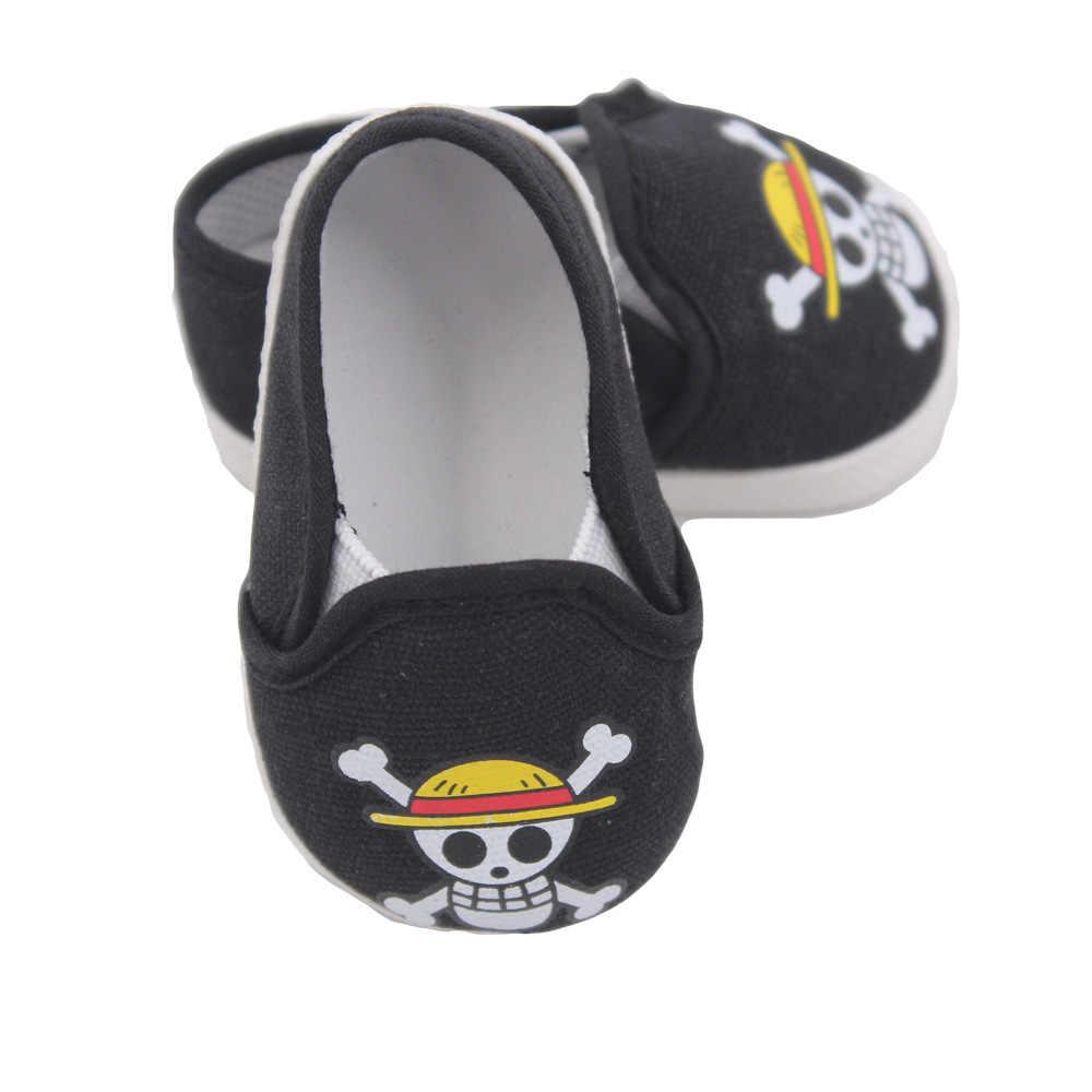 1 par de zapatos para muñecas de 18 pulgadas de juguete Mini zapatos para muñecas de dibujos animados botas muñecas Sneackers accesorios gran oferta 7 Cm