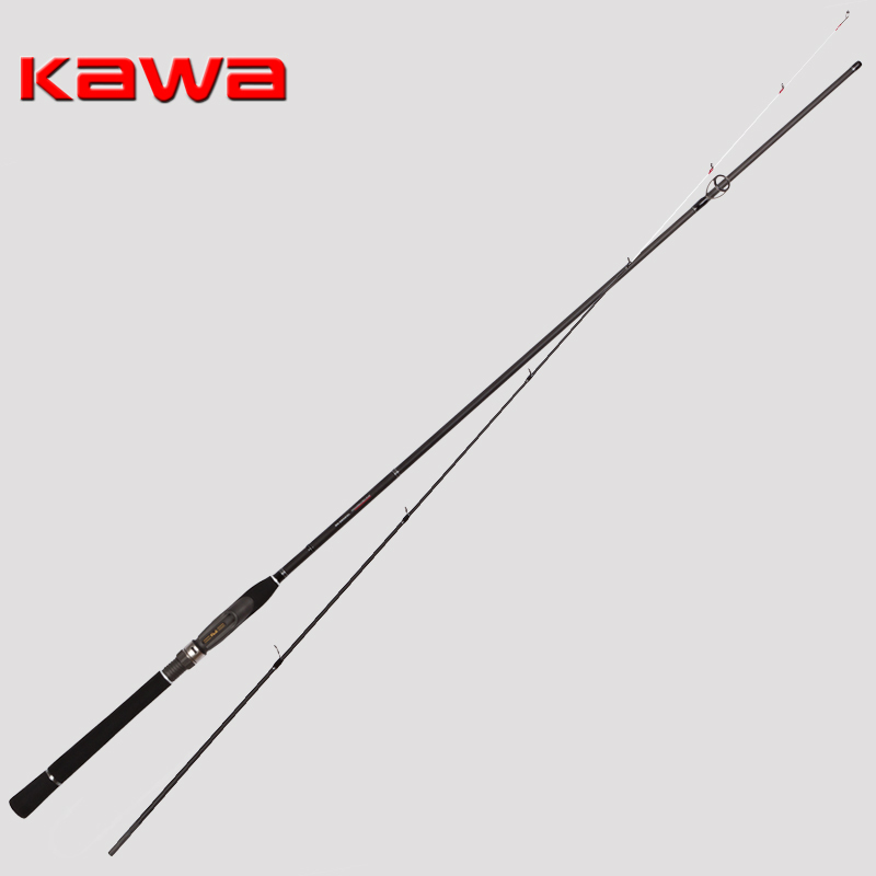 KAWA new production SN-S802GL fishing rod, Fuji wheel seat, 3 sections,ocean fishing Lure rod, weever rod, 2.4m, free shipping цена