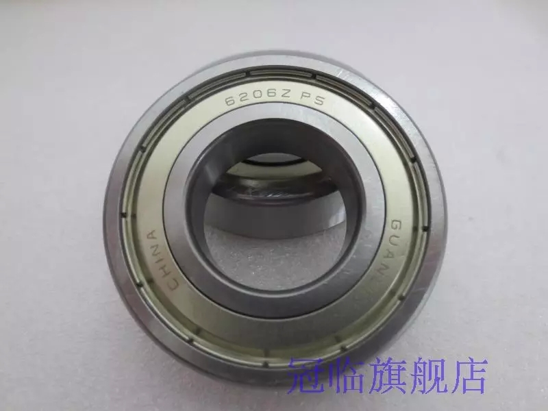 6206 ZZ P5 Z2motor bearings for high-speed precision CNC machine tool bearings deep groove ball bearing seals gcr15 6224 zz or 6224 2rs 120x215x40mm high precision deep groove ball bearings abec 1 p0