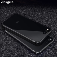 For Xiaomi Mi 6 Case Cover Luxury Bling Slim Hard Metal Aluminum Frame Protective Armor Phone
