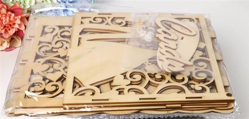 Wedding card box MUW-331-11
