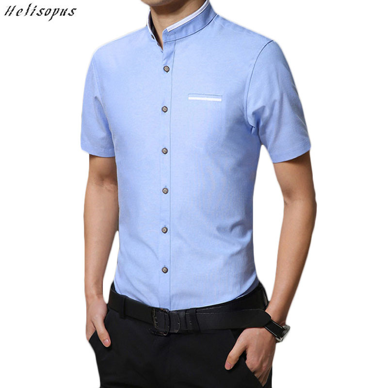 Popular Mandarin Collared Shirt-Buy Cheap Mandarin Collared Shirt ...