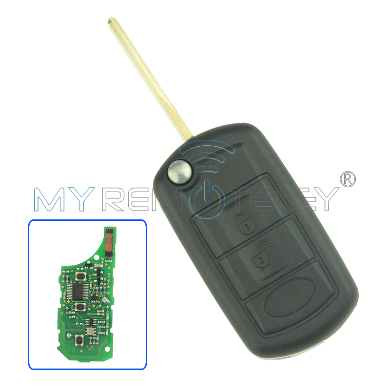 Remote Car Key LR3 2009 434mhz HU92 3 Button For Land