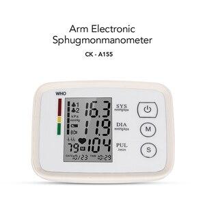 Image 2 - Olieco medidor de pressão sanguínea, monitor automático para braço, medidor de pressão sanguínea bp, tonômetro, monitor de cuidados de saúde familiar