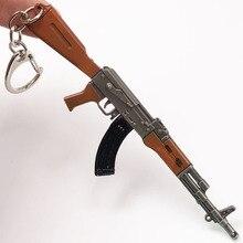 11 см PUBG 7,62 мм оружие, винтовка AKM модель AK 47 игрушечный пистолет llaveros chaviro sleutelhanger tabanca AK47 брелки