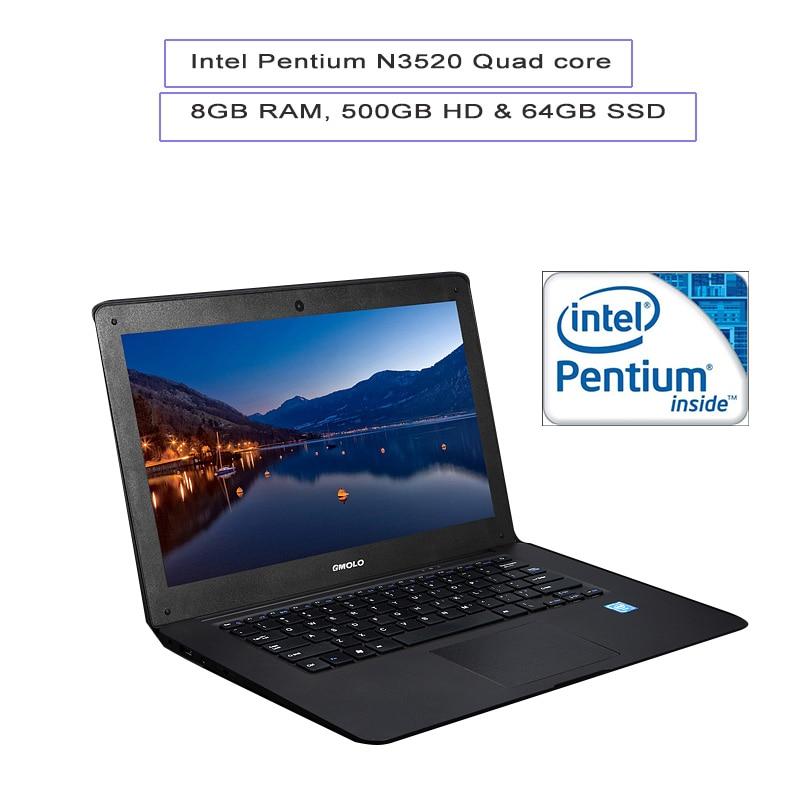 A3 laptop 8G 500GB64G