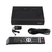 Nueva Openbox Z5 PVR FTA Receptor de Satélite HD TV USB Caja de Google Mapa de LA UE Plug + cable hdmi + control remoto
