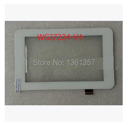 Бесплатная доставка! новый 7 дюймов сенсорный экран планшетного почерк экрана емкости WGJ7224-V4 бесплатная доставка