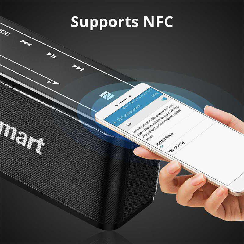Tronsmart Element Mega Bluetooth динамик наружные переносные беспроводные колонки 3D цифровой звук 40 Вт выход для телефонов Xiaomi