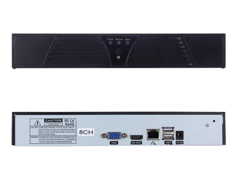 Hamrolte H.265 CCTV NVR ONVIF 8CH 4MP 16CH 5MP IE Apoio Gravador de Vídeo em Rede NVR Sistema De Câmera IP Nuvem detector de movimento
