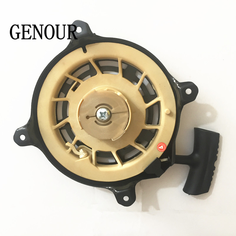 Lawnmower parts for Pull Recoil Starter Briggs Stratton Toro Lawnboy MTD Snapper Lawnm, HIGH QUALITY RECOIL STARTER ASSEMBLY 1p68f recoil starter assy for chinese 1p68 world 4 stroke 163cc 216 lawnmower pull start assembly parts