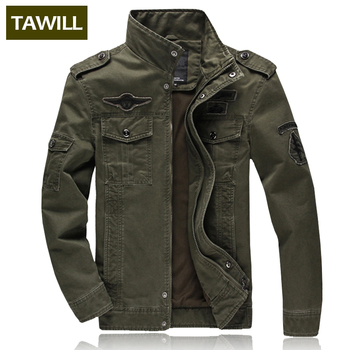Army Soldier Cotton Air Force Men's Jackets