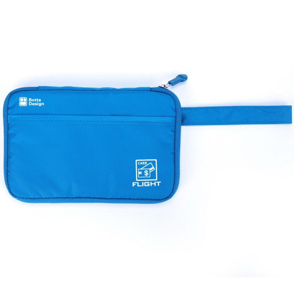 Weduoduo New Passport Cover Wallet Purse Waterproof Handy Travel ID Card Wallet Organizer Credit Card Holder Travel Storage Bag