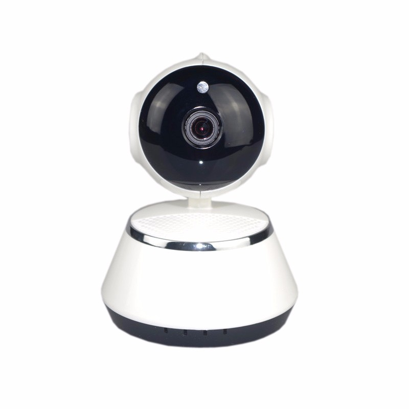 V380 HD 720P  IP Camera WiFi smart Home wireless Surveillance Camera Security Camera Micro SD Network Rotatable CCTV IOS PC pu aimetis ip camera wifi wireless network mini rotatable smart security camera defend for family hd cctv support android ios