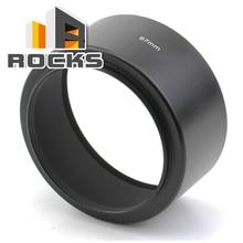 PROFESIONAL 37 39 40,5 52 58 67MM Metal Tele Lens Hood