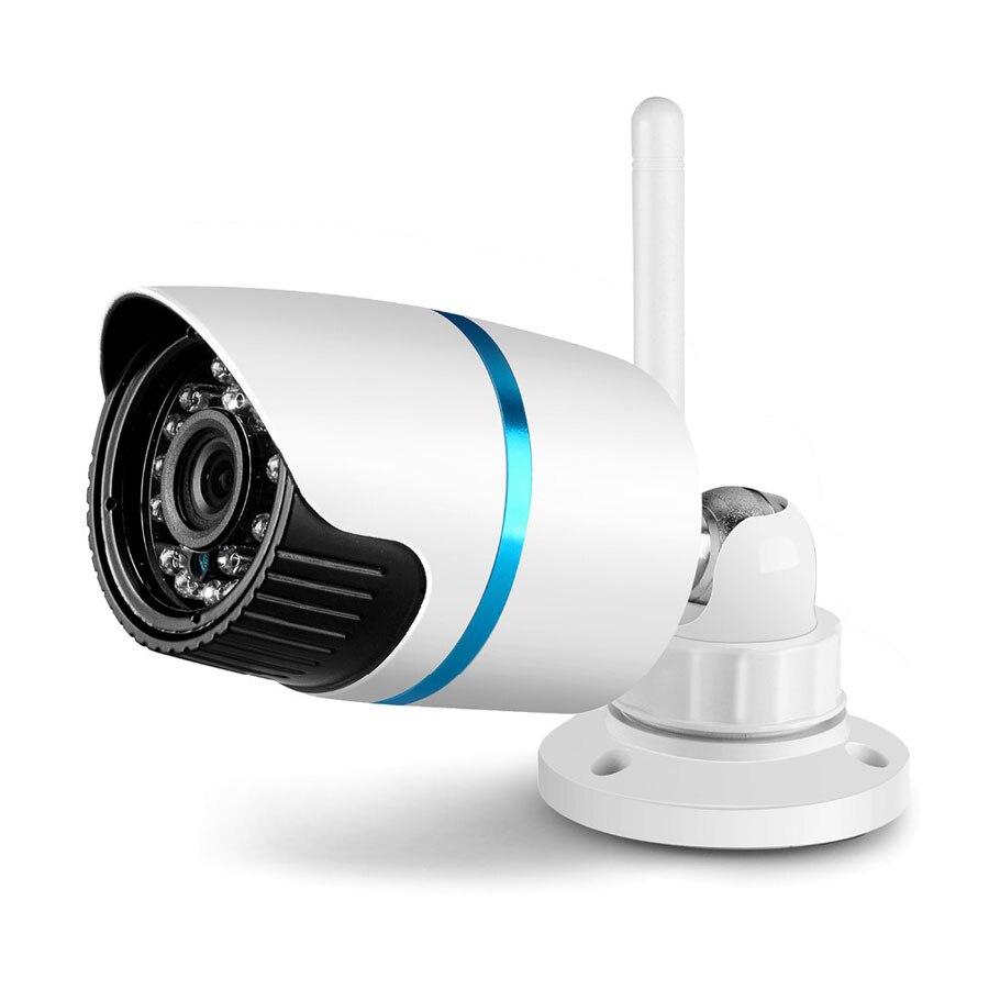 bilder für 720 P/960 P WIFI Kamera Mit db Externe Antenne Nachtsicht Cctv Mini WIFI Kamera Außenkamera mit WIFI Modul
