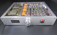 HIFI class A pure voice 24 pcs tube preamplifier, 6J1 amp tube Amplifier diy tube preamp Headphone