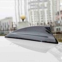 Car Styling Roof Shark Fin Antenna Radio Signal Aerials cover For BMW 1 2 3 4 5 7 Series X1 X3 X4 X5 X6 F30 F10 F15 F16 F34 F07