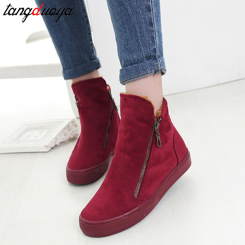 warm winter boots women ankle boots winter shoes women snow boots ladies shoes bota feminina 2018 botas mujer invierno womens winter shoes ankle boots women bota feminina botas mujer botines mujer 2017 ladies platform wedge boots botas de neve
