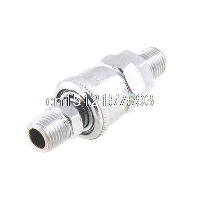 1/2 Male Thread Air Flow Quick Connecting Coupler Coupling Set