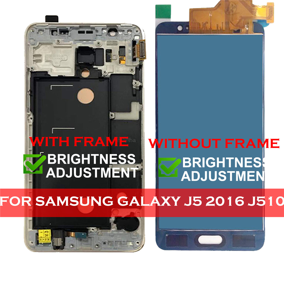 HOT SALE] For Samsung Galaxy J5 2016 J510 LCD Display Touch