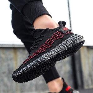 Image 4 - Niezwykły design buty typu tide męskie buty spersonalizowane treningowe buty do chodzenia na zewnątrz trening oddychający lekki komfort