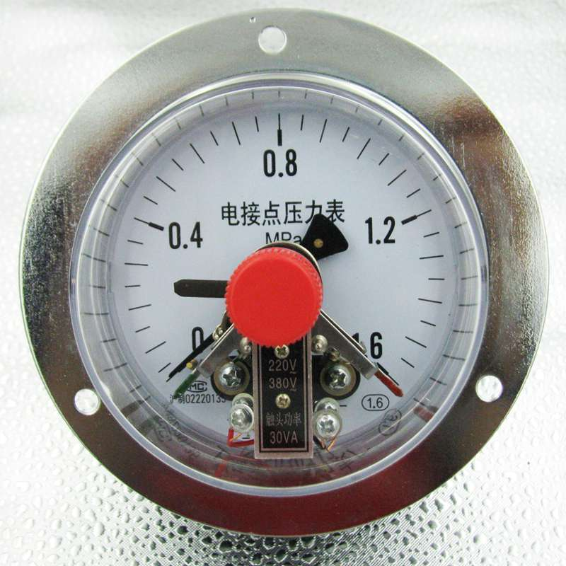 30VA Magnetic-assisted Electro Connecting Pressure Gauge Vacuum gauge