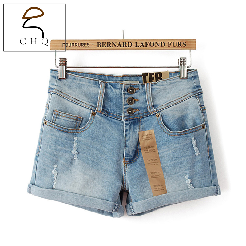 Online Buy Wholesale frayed denim shorts from China frayed denim ...