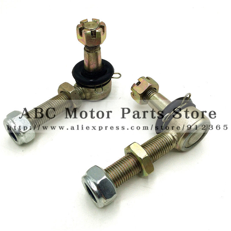 M14 Chinese ATV Quad 4 wheels motorcycle ball joint for front up and down swing Arm rocker spare parts