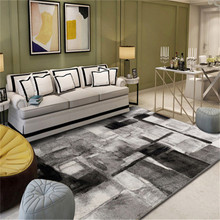 200*230cm big size Nordic Feather Carpet for Livingroom bedroom Bedside Blanket Doormat Outdoor Prayer Parlor Home Floor Mat