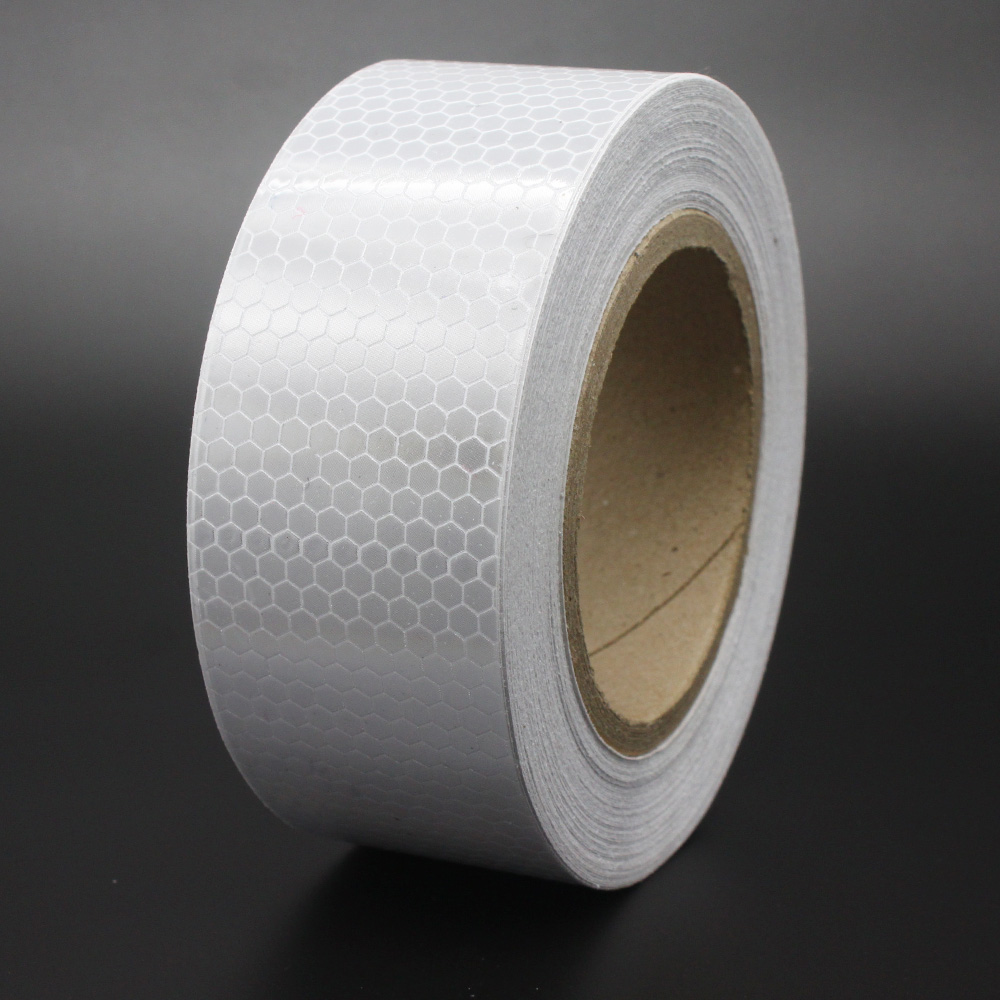 Car decoration Motorcycle Reflective Tape Stickers Car Styling For Automobiles Safe Material Safety Warning Tape 5x300cm 3meters