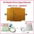 Lintratek! усиления дб Мобильный Усилитель Сигнала Повторитель 4 Г ПУСТЬ 2600 мГц Сотовый Телефон Усилитель LTE Телефон Сигнал Extender Полные наборы