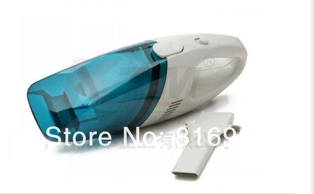 Free shipping Vehicle-mounted Handheld High Power Car Vacuum Cleaner 1pcs