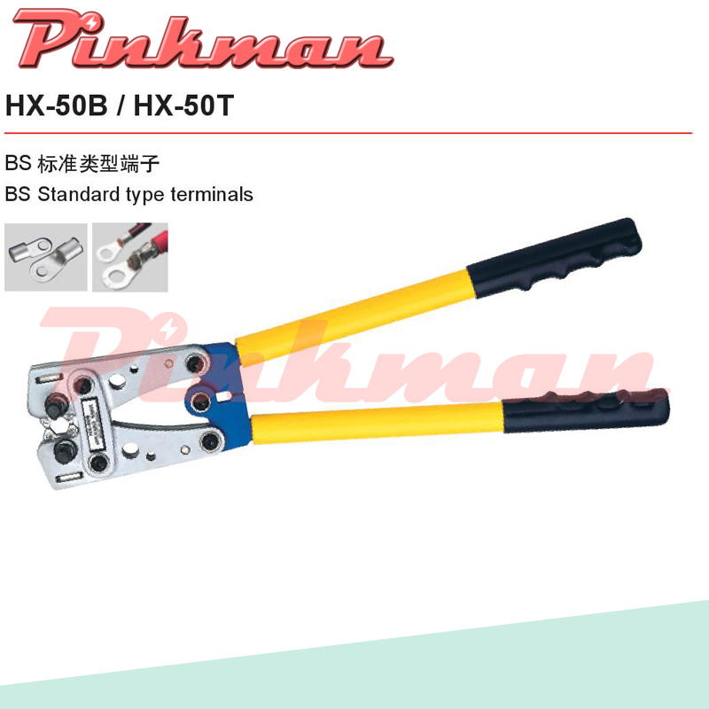 HX-50B  HX-50T HX-50D  HX-50SC  HX-120B  HX-120T HX-120D   CRIMPING PLIER terminals crimping tools panasonic hx wa2