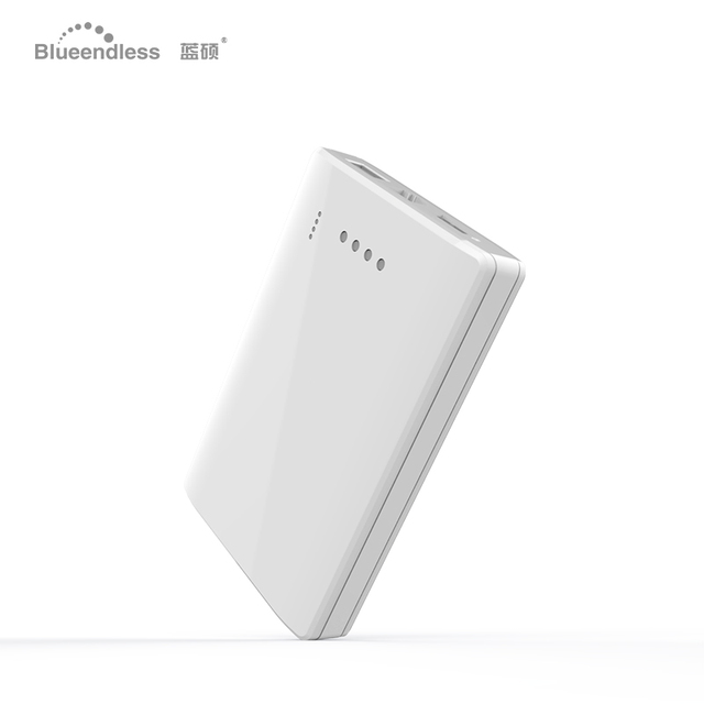 """2.5""""WIFI Router Repeater HDD Enclosure Hard Disk Caddy SATA USB 3.0 7.5MM 9MM Powerbank with 4000MAH Wireless Conventorr"""