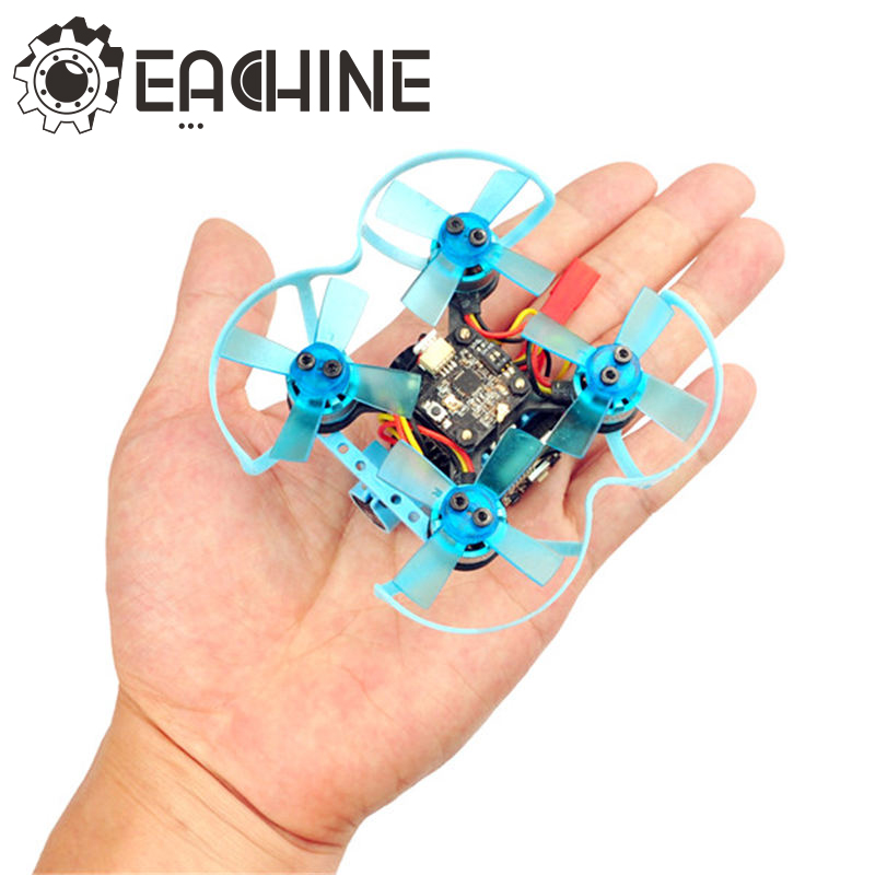 In Stock Eachine Revenger55 Mini Drone 55mm RC MultirotorBNF 5.8G 48CH VTX 600TVL Camera Drone Kids Outdoor Toys FPV Racer Drone hc48 upgraded hc25 vm275t 5 8g 25mw 48ch mini tiny 520tvl camera build in fpv transmitter antenna for indoor brushed racer drone