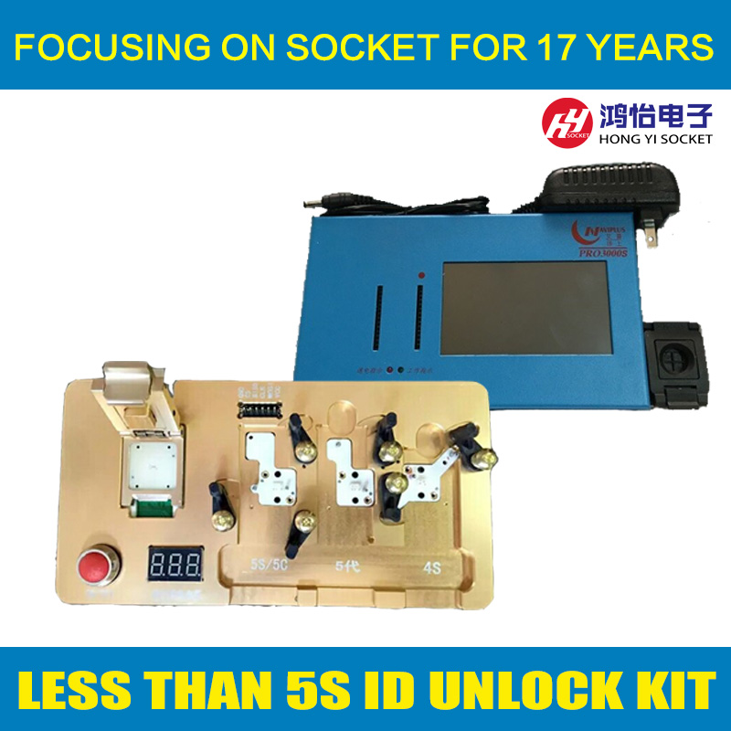 IPhone 5s/5/4s ID removed 32 bit 64 bit NAVI pro3000s NAND error repair tools and EEPROM programmer for IPhone icloud remove