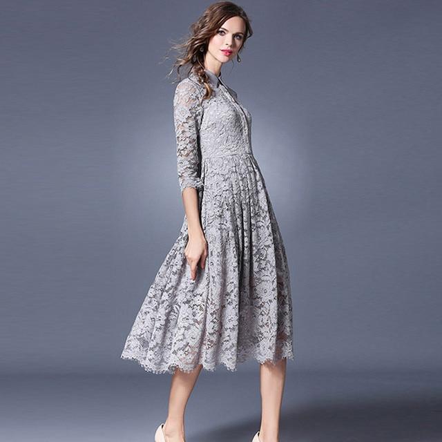 Image result for dress abu-abu