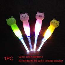 1 шт. детские ушные ложки светильник светодиодный светильник для чистки ушей инструменты для удаления воска ушные палочки для чистки ушей для детей