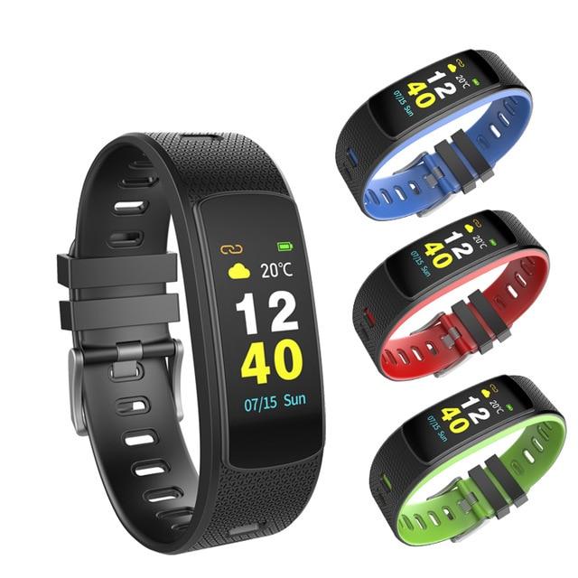 Unterhaltungselektronik I6 Hr C Smart Band Heart Rate Monitor Iwownfit Smart Armband Sport Armband Bluetooth 4,2 Fitness Tracker Ios Android