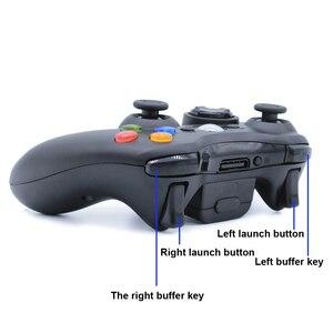 Image 5 - Kablosuz bluetooth denetleyicisi Xbox 360 için Gamepad Joystick X box 360 Jogos Controle Win7/8 Win10 PC oyun Joypad için Xbox360