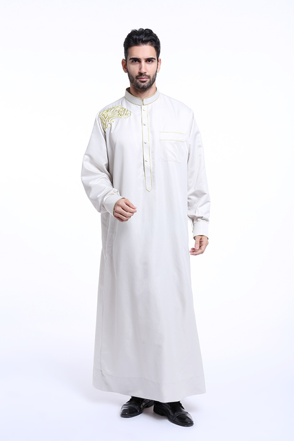 Mens Islamic clothing ,Arabic Muslim thobe