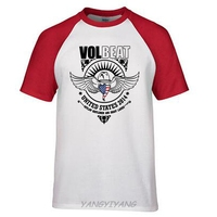 VOLBEAT U S A 2014 BLACK BAND MUSIC T SHIRT NEW OFFICIAL ADULT White Brand T