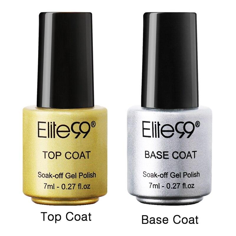 Elite99 Gel Nail Primer 7ml Easy Soak Off Gel Nail Polish Base Gel ...