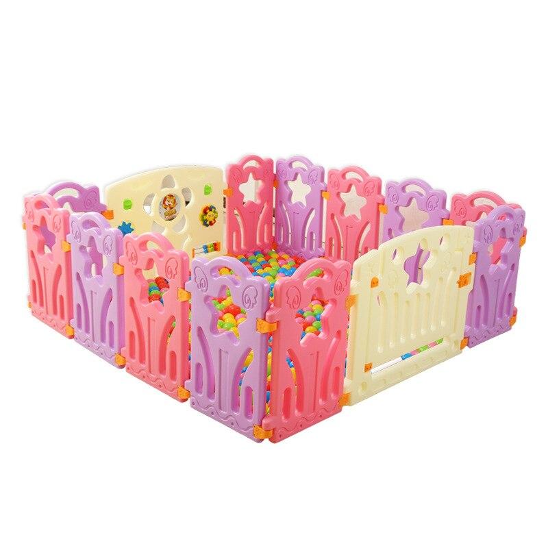 Clôture de jeu pour enfants à l'intérieur, parc à jouets pliant pour bébé, parc à activités, parc de sécurité pour bébé avec porte