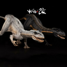 With original box 1/35 Scale Movies Series Dinosaur Animal Model Bereserker Rex PVC Figure Collection