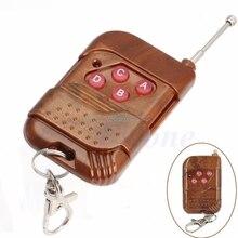 Беспроводной Радиочастотный пульт дистанционного управления для гаражных ворот, дверей, 4 канала, 315 МГц, 433 МГц