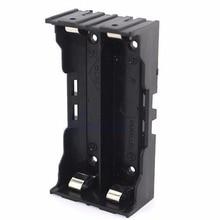 OOTDTY Plastic Battery Case Holder Storage Box For 18650 Rechargeable Battery 3 7V DIY