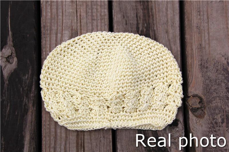 Hermosa Patrón De Crochet Kufi Molde - Ideas de Patrones de Costura ...
