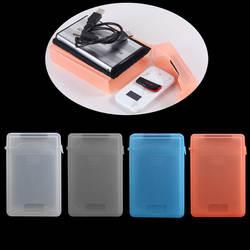 """3.5 """"пыле защиты чехол для SATA IDE HDD жесткий диск для хранения компьютеры жесткий диск Чехол корпус DN001 c26"""
